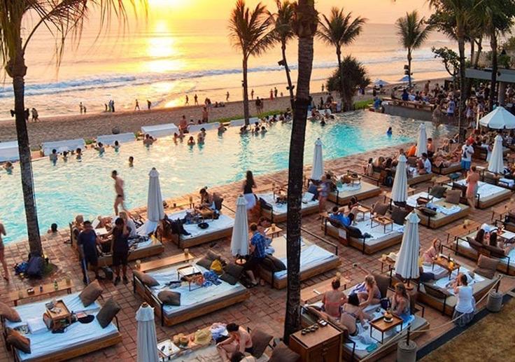 Beach Clubs Bali