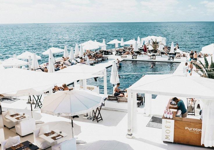 Beach Clubs Mallorca