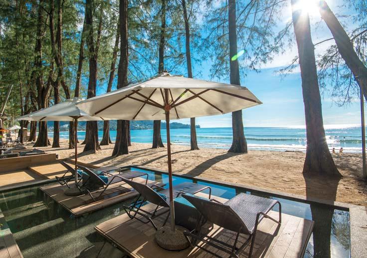 Beach Clubs Phuket